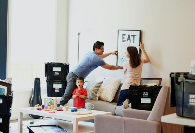 How To Make Moving Home With Children Easier